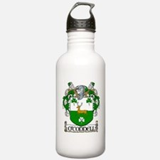 O'Connell Coat of Arms Water Bottle