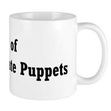 Corporate Puppet Mug