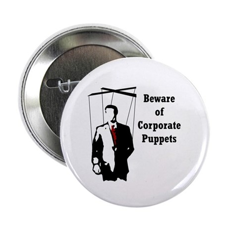 Corporate Puppet Button