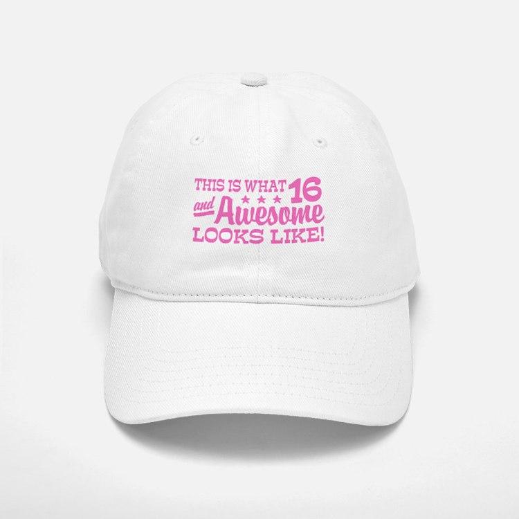 Funny 16th Birthday Cap