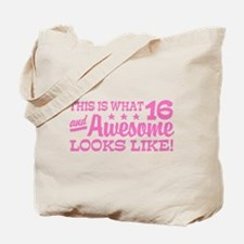 Funny 16th Birthday Tote Bag