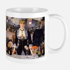 A Bar at Folies Bergere Mug
