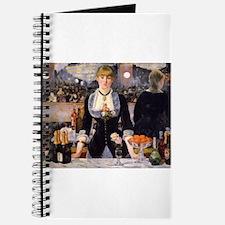 A Bar at Folies Bergere Journal