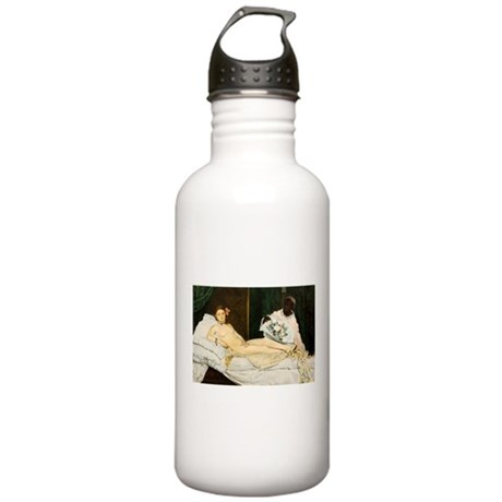 Olympia Stainless Water Bottle 1.0L