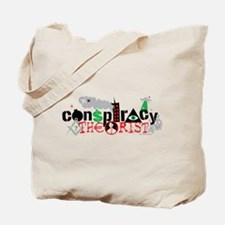 """""""Conspiracy Theorist"""" Tote Bag"""