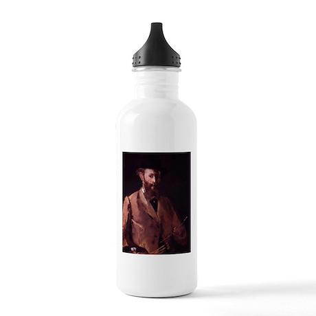 Self Portrait Stainless Water Bottle 1.0L