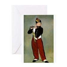 The Fifer Greeting Card