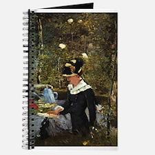Young Girl on the Threshold o Journal