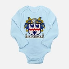 McCormick Coat of Arms Long Sleeve Infant Bodysuit