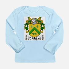 Corrigan Coat of Arms Long Sleeve Infant T-Shirt