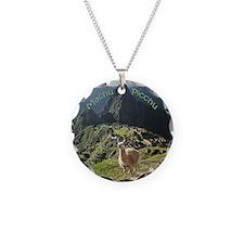 Machu Picchu Necklace / Pendant / Beautiful!