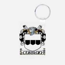 Curran Coat of Arms Aluminum Photo Keychain