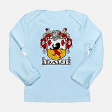 Daly Coat of Arms Long Sleeve Infant T-Shirt