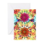 Flowers Greeting Cards (Pk of 10)