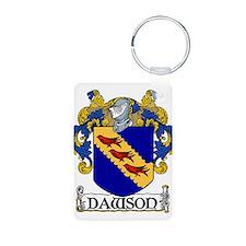 Dawson Coat of Arms Keychains