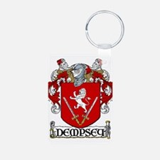 Dempsey Coat of Arms Keychains