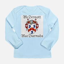 McDermott Irish/English Long Sleeve Infant T-Shirt