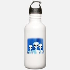GREY ALIEN / Water Bottle