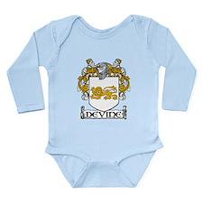 Devine Coat of Arms Onesie Romper Suit