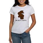 Bunny Butt Hurts Women's T-Shirt
