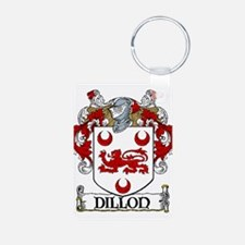 Dillon Coat of Arms Keychains