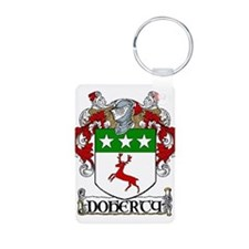 Doherty Coat of Arms Keychains