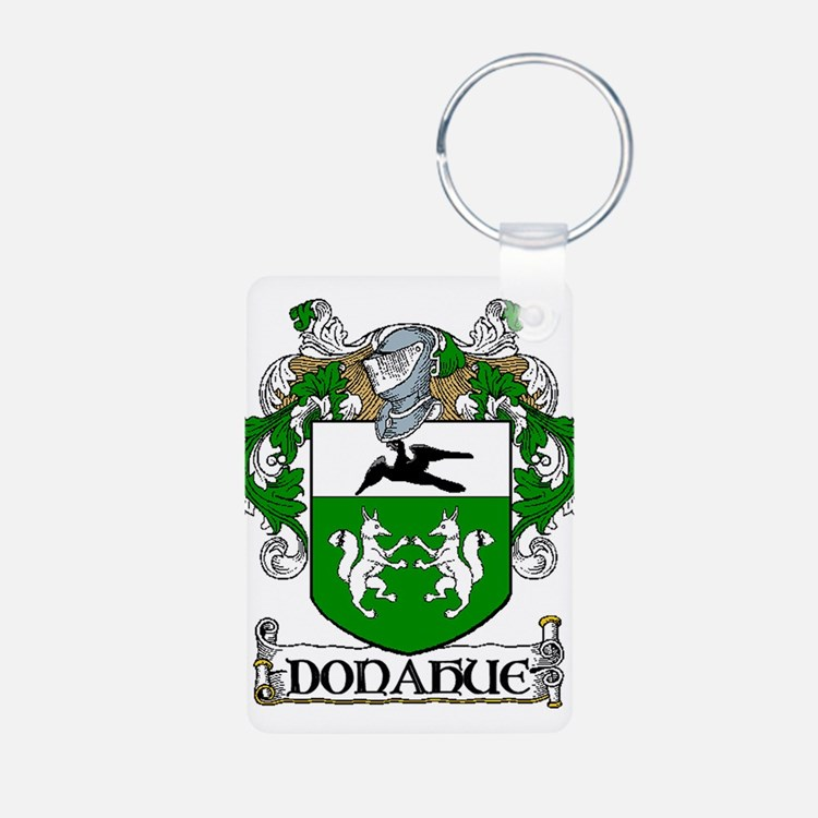 Donahue Coat of Arms Keychains