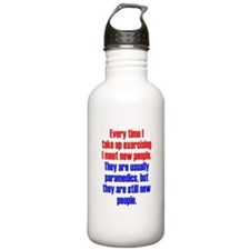 Benefits of Exercise Water Bottle