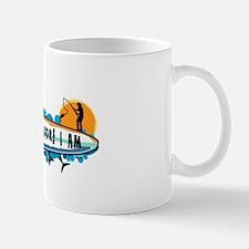 I fish therefore I am Mug