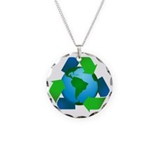 Recycle / Earth Necklace