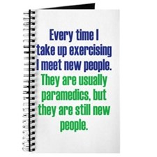Benefits of Exercise Journal