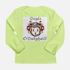 Doyle In Irish & English Long Sleeve Infant T-Shir