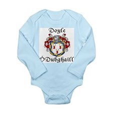 Doyle In Irish & English Long Sleeve Infant Bodysu