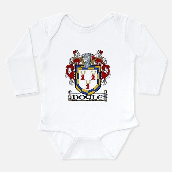 Doyle Coat of Arms Long Sleeve Infant Bodysuit