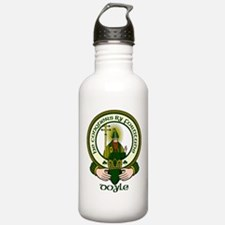 Doyle Clan Motto Water Bottle