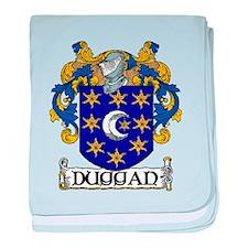 Duggan Coat of Arms baby blanket