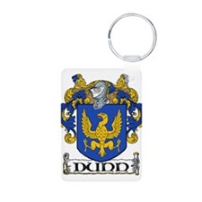 Dunn Coat of Arms Keychains