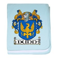 Dunn Coat of Arms baby blanket