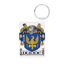 Dunne Coat of Arms Keychains