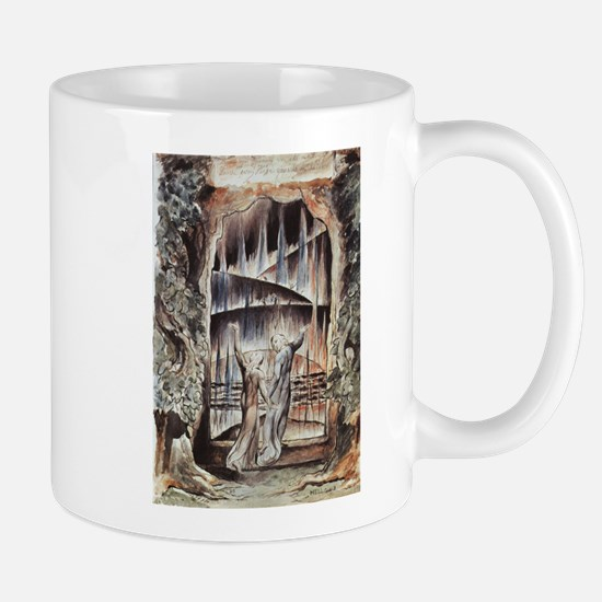 Dante and Virgil at the Entra Mug