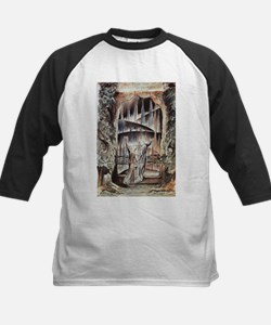 Dante and Virgil at the Entra Tee