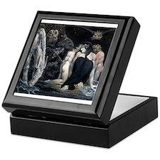 Hecate or the Three Fates Keepsake Box