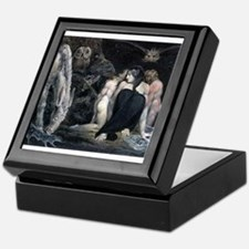 Hecate or the Three Fates Keepsake Box
