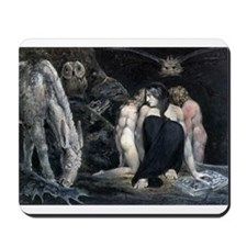 Hecate or the Three Fates Mousepad