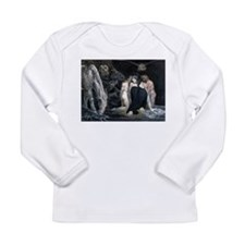 Hecate or the Three Fates Long Sleeve Infant T-Shi