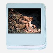 Isaac Newton baby blanket