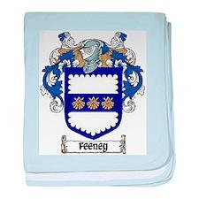 Feeney Coat of Arms baby blanket