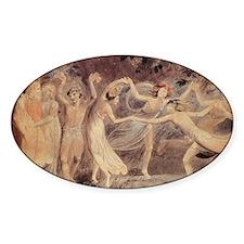 Oberon, Titania, Puck with Fa Decal