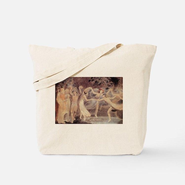 Oberon, Titania, Puck with Fa Tote Bag