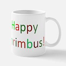 Happy Chrimbus Mug